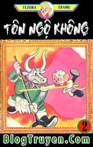 truyện tranh Tôn Ngộ Không - Osamu Tezuka