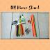 DIY Memo Stand