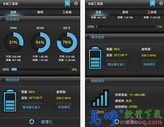 All-In-One Toolbox APK / APP Download,全能工具箱 APK 下載,All-In-One Toolbox Android APP