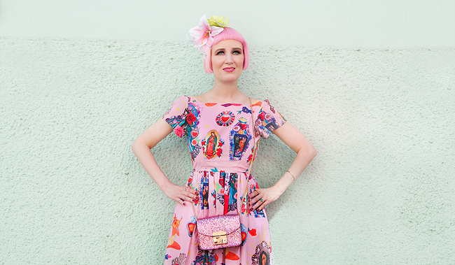 vintage look, frida kahlo outfit, mexican style