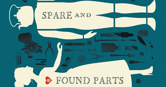 The Book Review Club - Spare and Found Parts