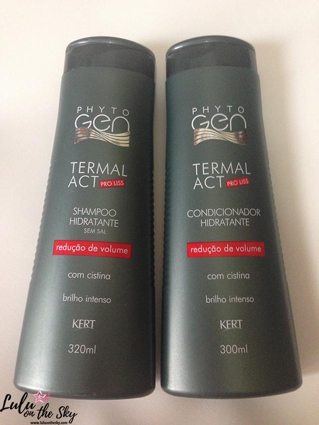 Shampoo e Condicionador Phytogen Termal Act - Kert