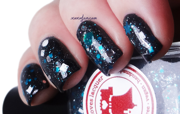 xoxoJen's swatch of Philly Loves Lacquer