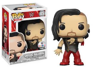 Pop! WWE: WWE - Nakamura