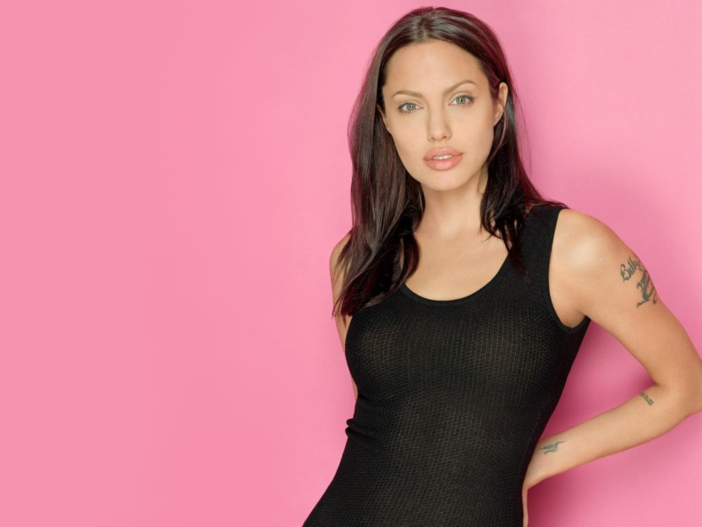 Angelina Jolie Hot Pictures, Photo Gallery  Wallpapers -7069