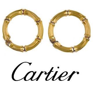 jewelry - Queen Maxima -  CARTIER Earrings