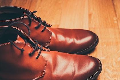Cara Mudah Menambal Sepatu Pantofel dengan Cepat