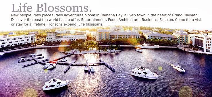 Travel 2 the Caribbean Blog: Grand Cayman's Camana Bay Showcasing
