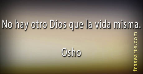 Citas para la vida Osho