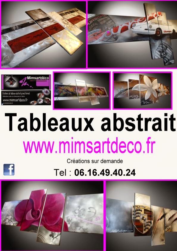 tableaux moderne design art deco tableaux abstrait. Black Bedroom Furniture Sets. Home Design Ideas