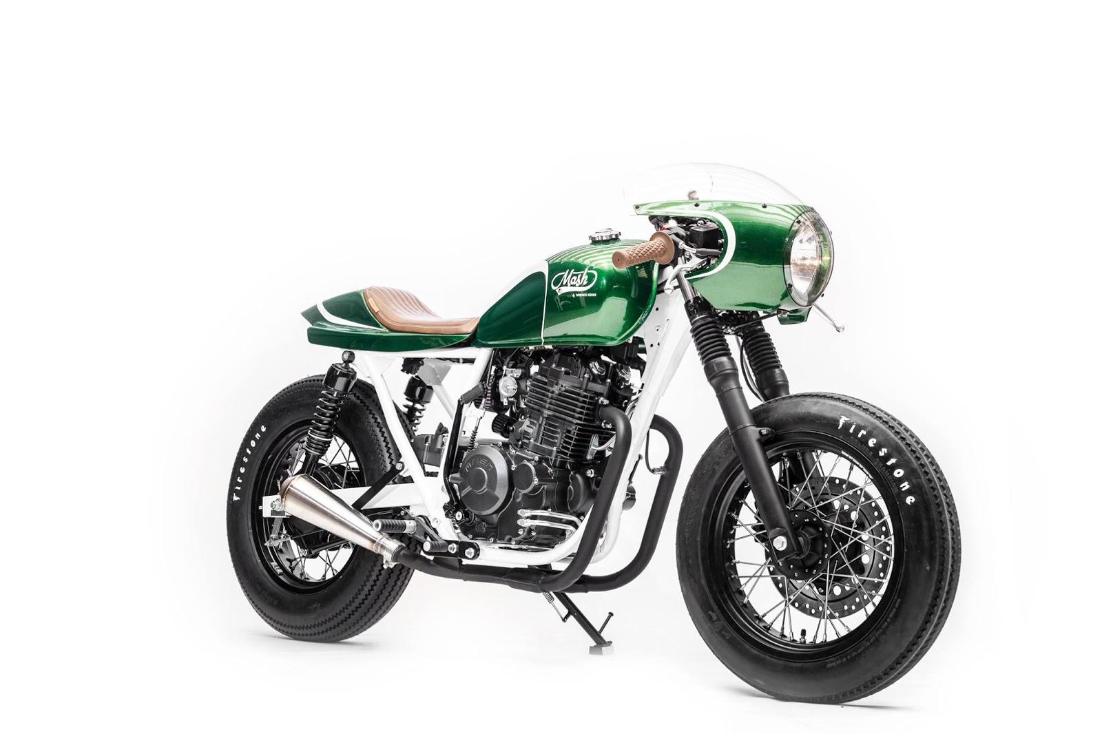 Mash  Cafe Racer Custom