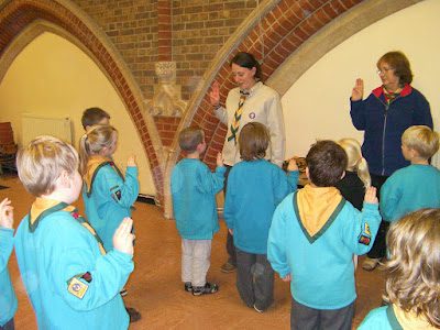 beaver scout declaration prayer