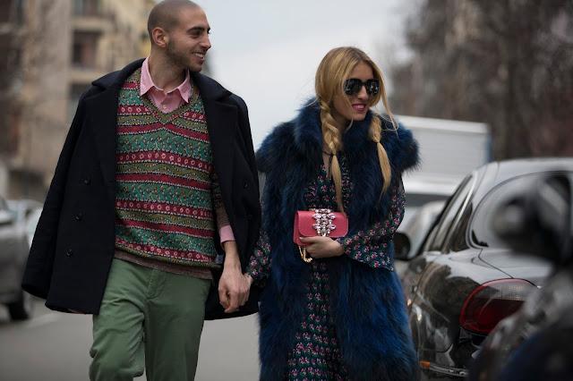 coppia fashion streetstyle