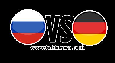 ألمانيا وروسيا بث مباشر