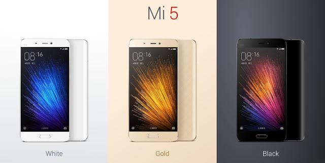 Xiaomi Mi5 Review Kelebihan dan Kelemahan