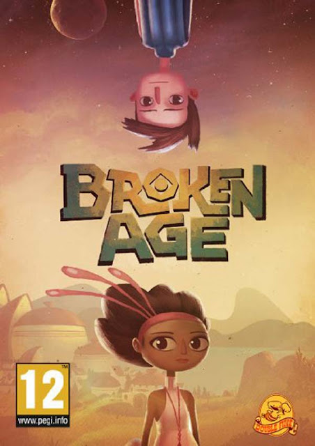 Broken Age Download Cover Free Game