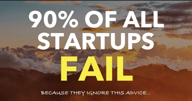 Reasons Why Most Startups Fail