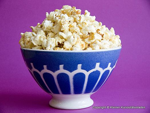 salziges popcorn gesund
