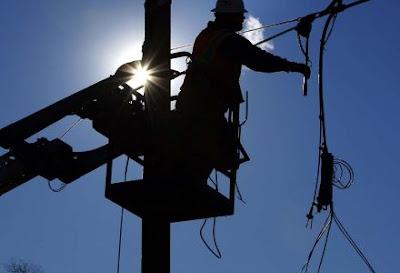 Διακοπές ηλεκτρικού ρεύματος την Παρασκευή από την Πλαταριά Μέχρι και την Πέρδικα