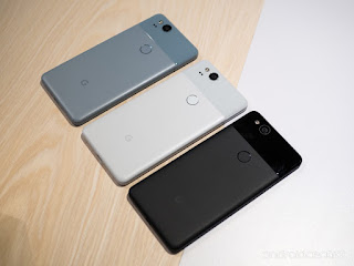 مواصفات الهاتف العملا Pixel 2 XL القادم من جوجل