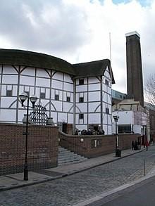 London, Shakespeare's Globe Theater (reconstruction)