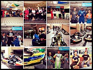 Campeonato Carioca de Kart Indoor Mihaly Hidasy 2016 - Apple