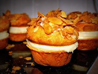 Binenstich-Cupcake