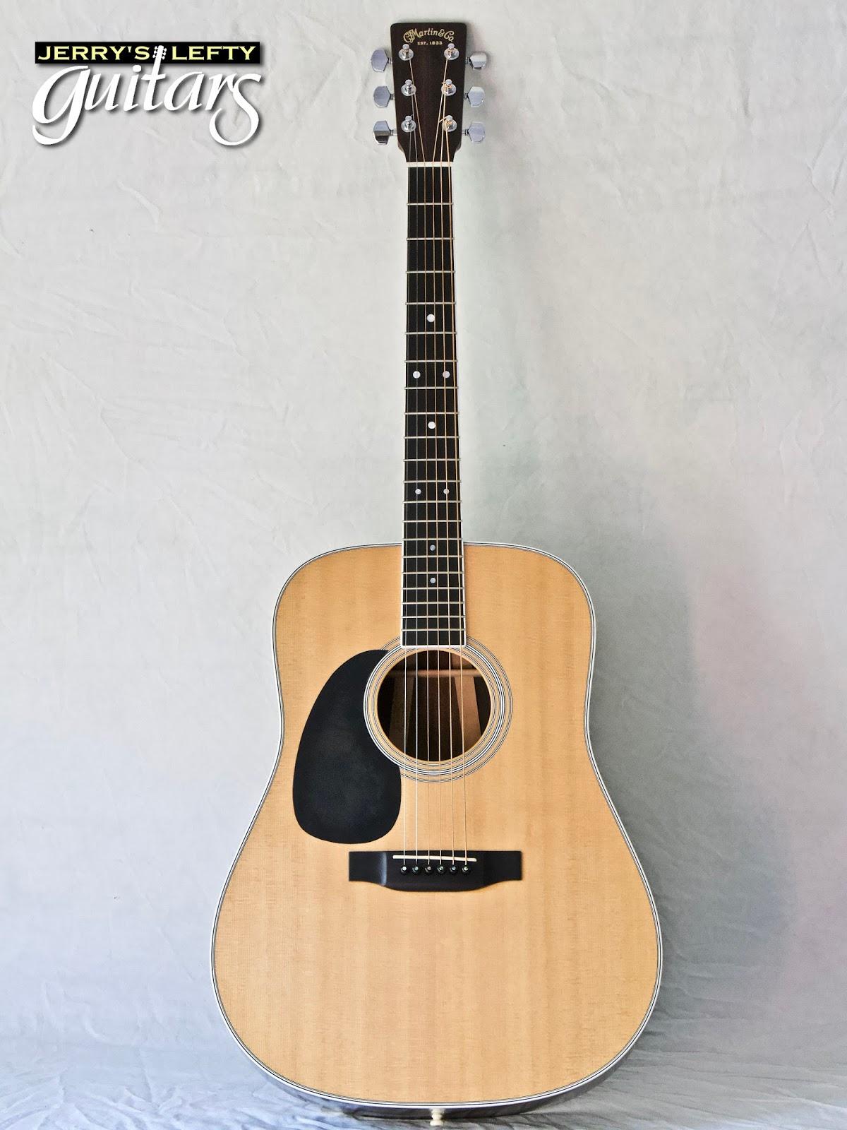 jerry 39 s lefty guitars newest guitar arrivals updated weekly 2000 martin d35 left handed. Black Bedroom Furniture Sets. Home Design Ideas