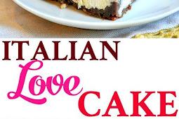 Easy Chocolate Italian Love Cake