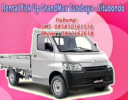 Rental Pick Up GranMax Surabaya-Situbondo