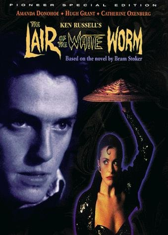 Poster Of The Lair of the White Worm 1988 Dual Audio 720p Web-DL [Hindi - English] Free Download Watch Online