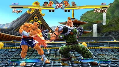 Street Fighter X Tekken (EUR + DLC) PS3 ISO Screenshots #1