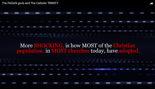 More SHOCKING, is how MOST of the Christian population, in MOST churches today, have adopted,