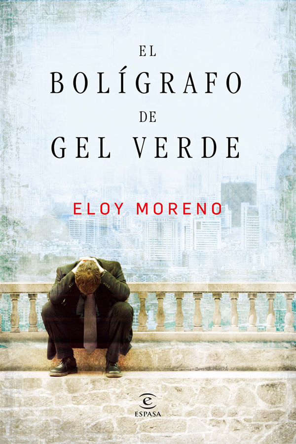 Con un libro en la mano: EL BOLÍGRAFO DE GEL VERDE (Eloy