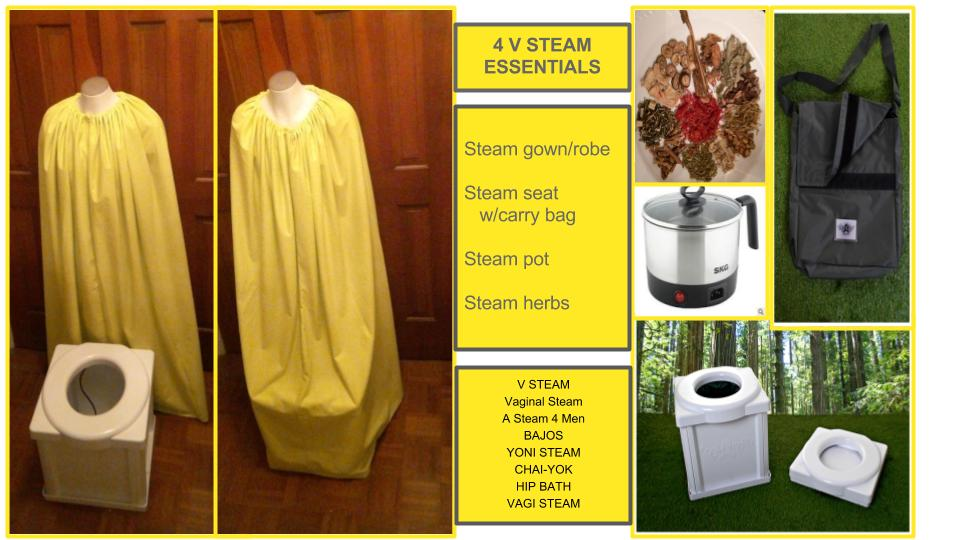 and wormwood to complete the highly successful blend. & V STEAM | YONI STEAM | PERINEAL HIP BATH STEAM BATH: 5 Ws to A u0026 V ...