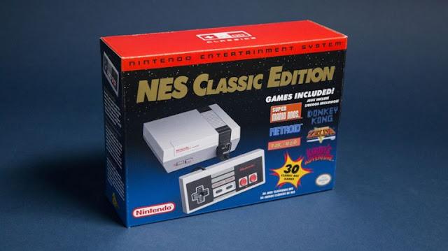 جهاز NES Classic Edition سينتهي تصنيعه بأستراليا أيضا