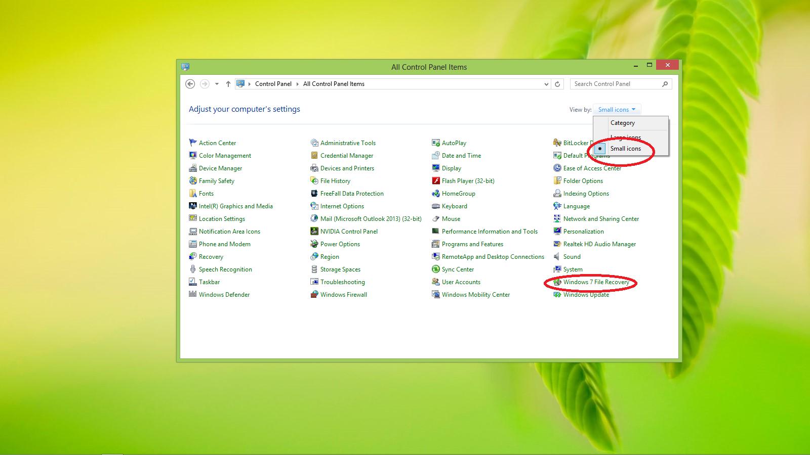 Renante Era's Blog: Optimizing Windows 8 Pro to maximize its