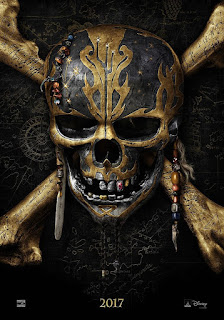 Pirates of the Caribbean: Dead Men Tell No Tales - Poster & Trailer
