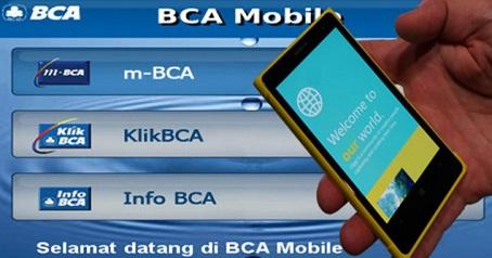 Tahapan Cara Menggunakan BCA Mobile Dari Smartphone Anda
