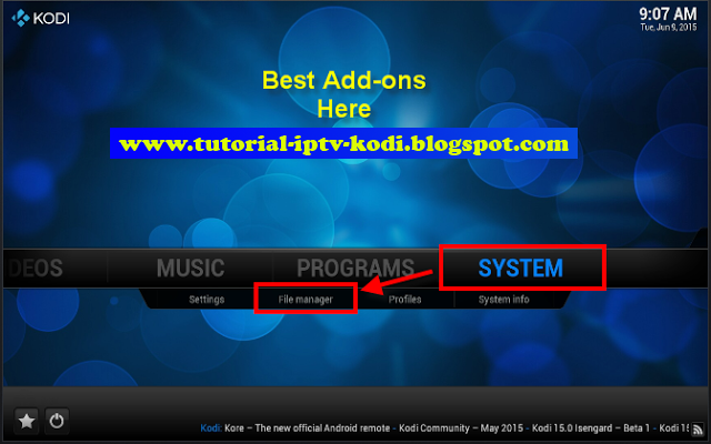 How To Install Bob Add-on For Kodi