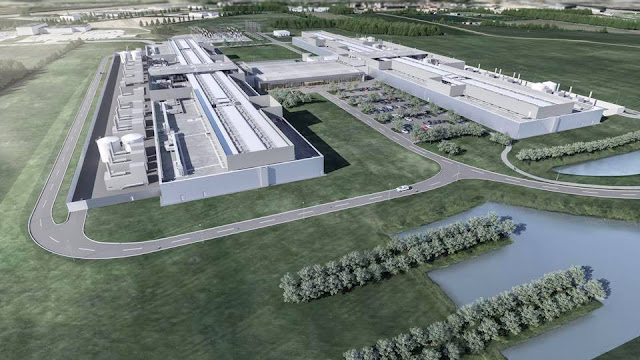 Facebook is building its eighth data center