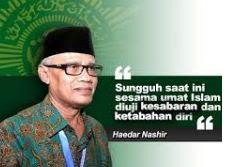 proses pemilihannya sendiri ialah dilakukan hanya membutuhkan waktu sekitar  Biodata Lengkap Haedar Nashir, Ketua Umum PP Muhammadiyah 2015-2020