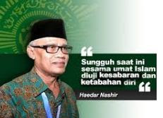 Biodata Lengkap Haedar Nashir, Ketua Umum PP Muhammadiyah 2015-2020