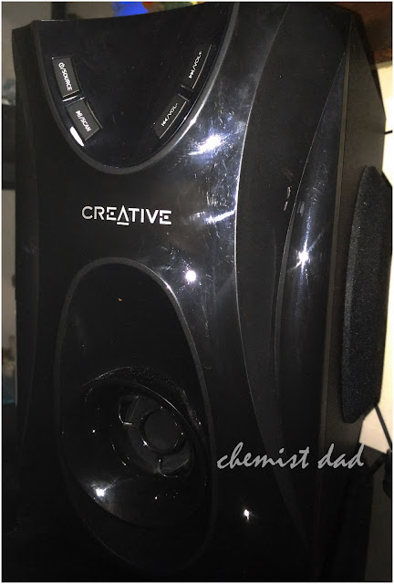 Creative Speaker, Home theater system, Creative SBS E2400, multi-media speaker