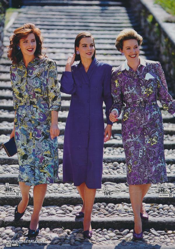 Vongestern Blog Sehr Sch Ne Mode 1991