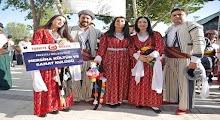 Mersin Halk Oyunları Silifke'de Göz Doldurdu