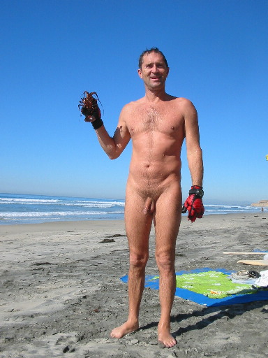 Nude Beach Near California