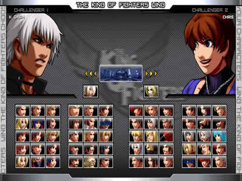 the king of fighters wings of justice mugen 2015
