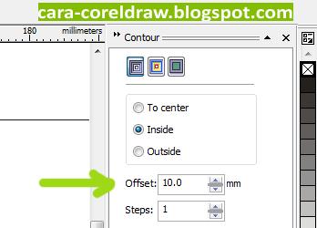 Cara Membuat Nota dengan Coreldraw