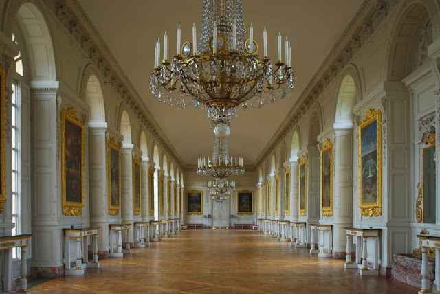 Emperor's Palace, Versailles, France